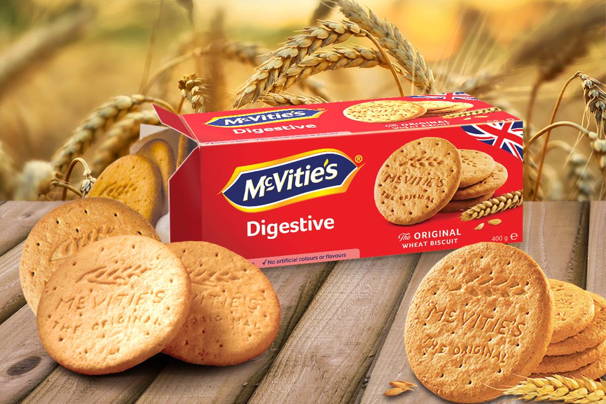 McVities Cyprus homepage