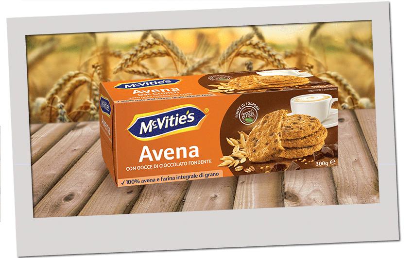 McVitie's Avena Choc Chip 300g