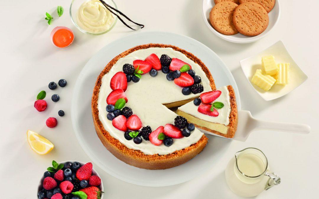 Τσίζκεϊκ (cheesecake) Νέας Υόρκης